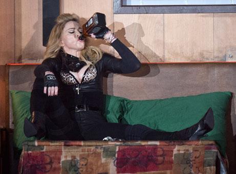 AP Germany Madonna