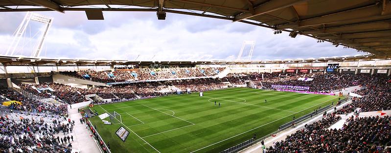Illustration Stadium Municipal de Toulouse