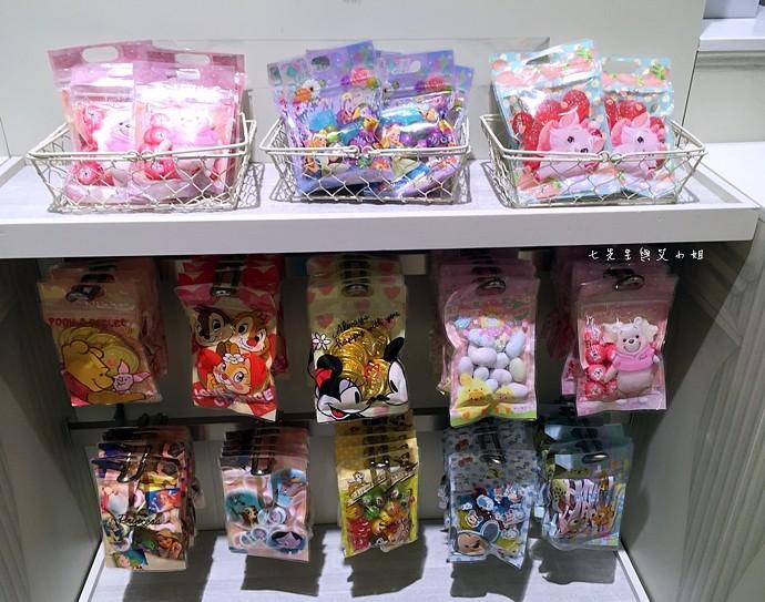 34 日本東京購物原宿白色迪士尼Disney Store