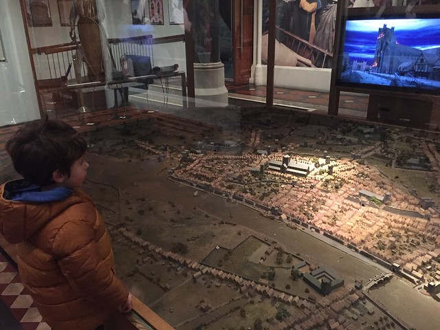 Dublinia review: The 3D map of Dublin in medieval times is one of the highlight of a tour of Dublinia