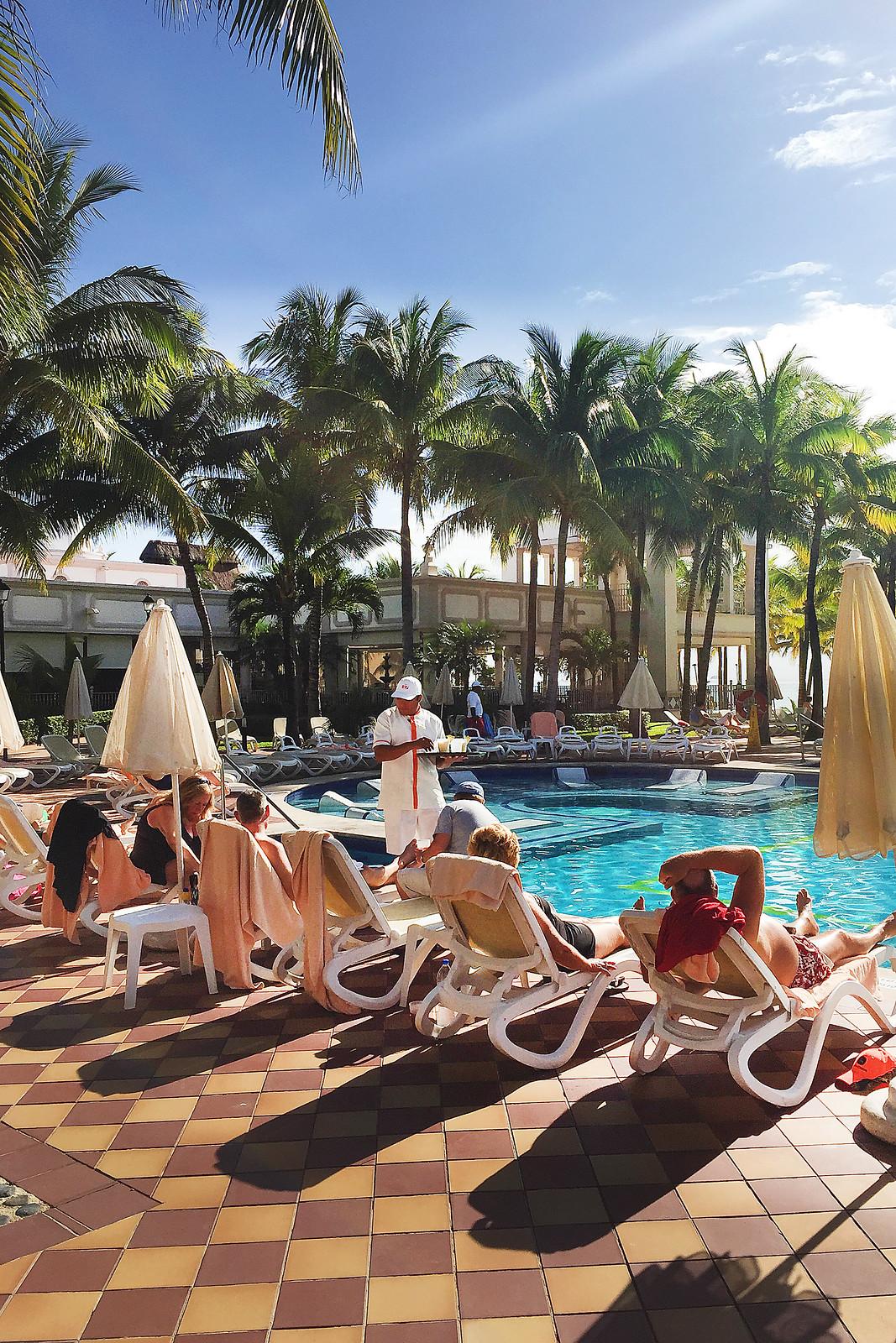 Riu Palace Riviera Maya - Pool