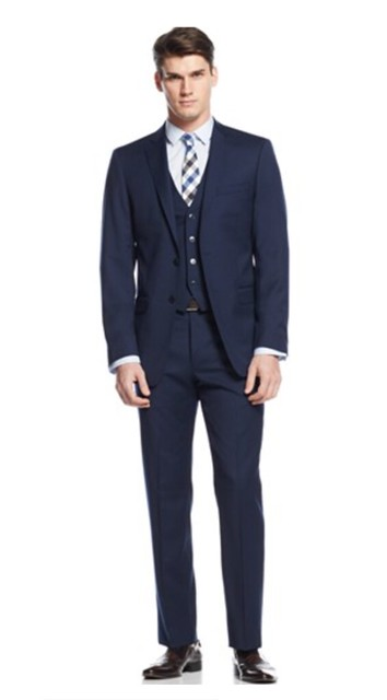 WG Suit Navy