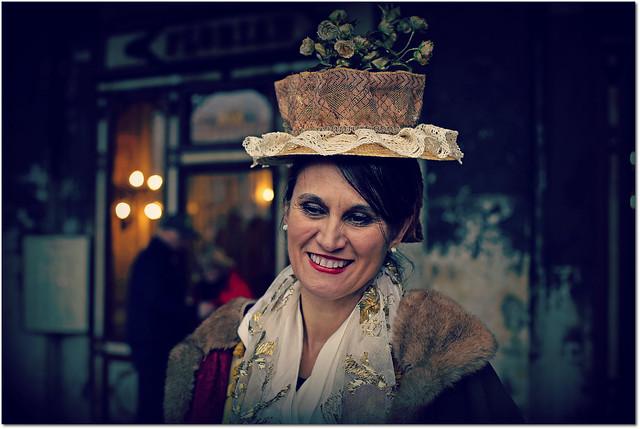 Quando sei a Venezia per il Carnevale...