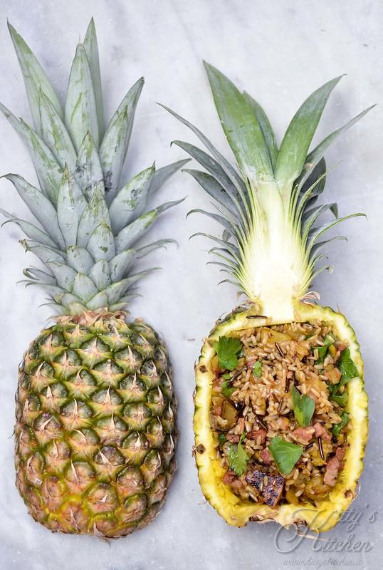 riso saltato con ananas pancetta e porro_0906 copia