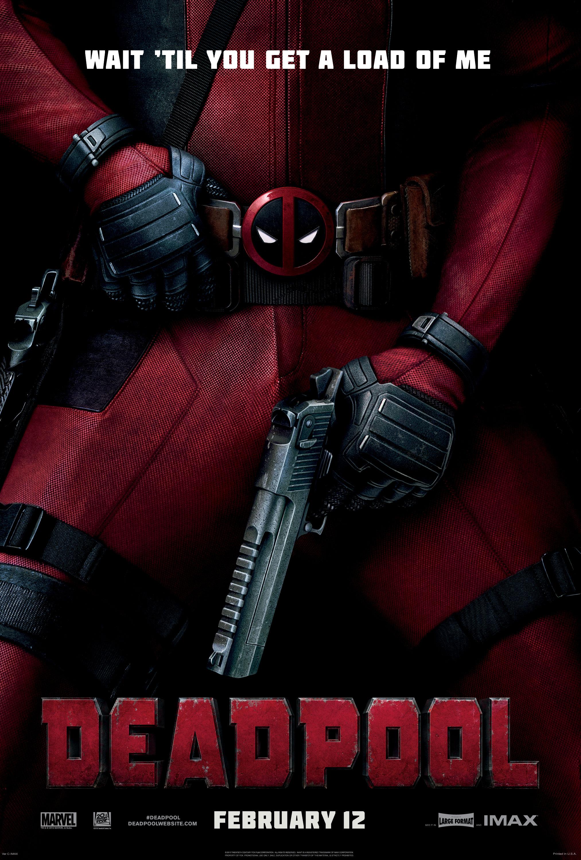 Deadpool - Estreno de cine destacado