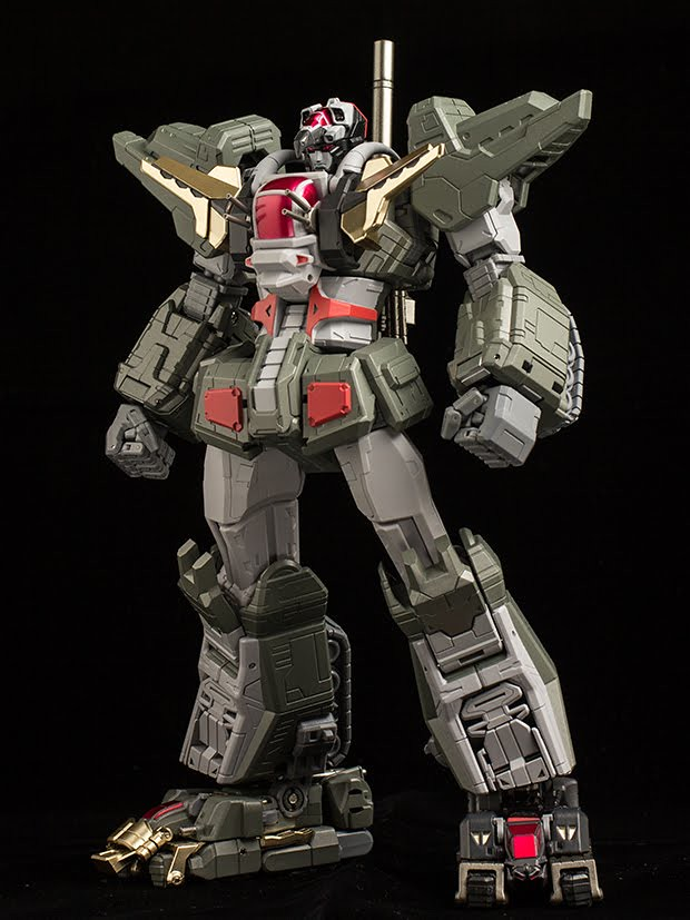 全球限定1500組!限值練 Metamor-Force 超獸機神斷空我 ~Real Type Color Ver.~