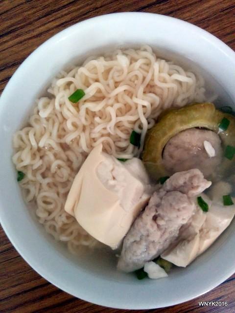 YTF & Instant Noodles