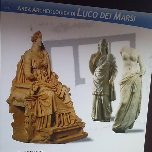Letredee #angizia #cerere #venere #zonaarcheologica #antichita #marsica