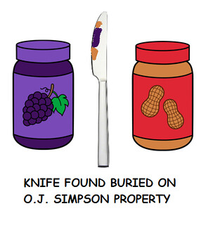 Buried Knife Found at the O.J. Simpson Estate