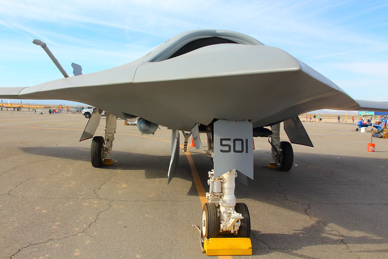 IMG_2261 X-47B, LA County Air Show