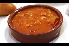 Tripe at Rio-Oja Restaurant