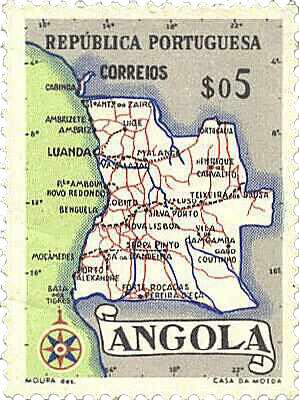 angola selo