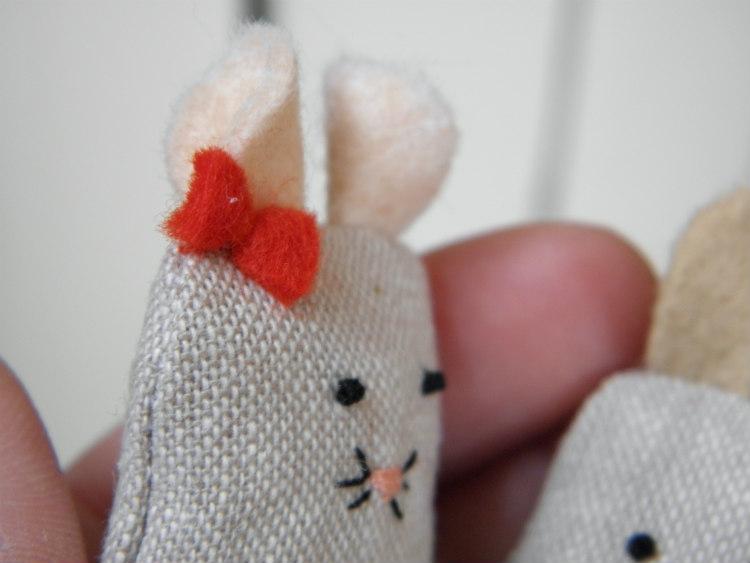 Teeny Tiny Mice
