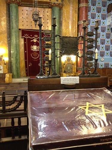 Kazinczy St Synagogue