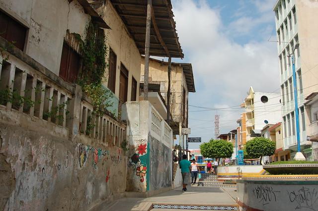 City of Tumbes, Peru