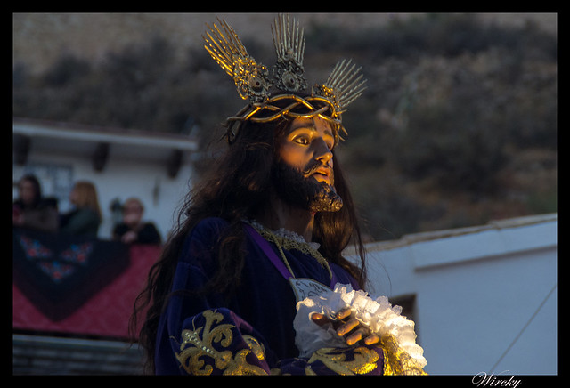 Procesión Santa Cruz Miércoles Santo Alicante - El Cautivo