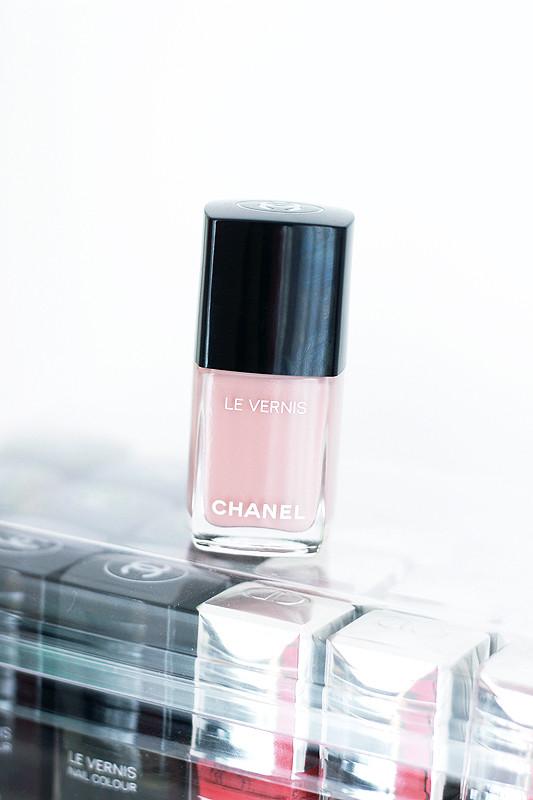 Chanel Vernis Organdi New Formula