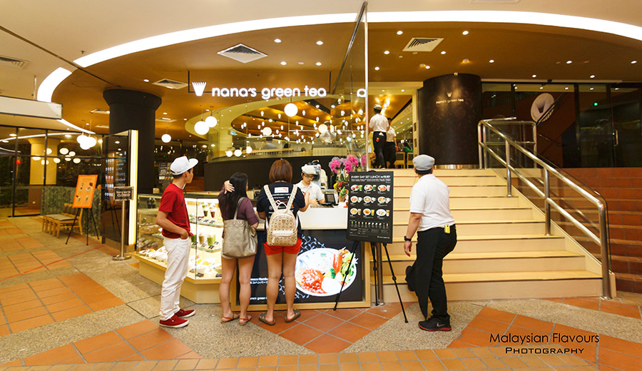 10 Soft serve Ice Cream Cafes in PJ and KL nana's green tea shop