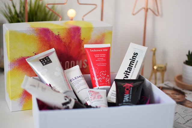 What's inside the April Lookfantastic Beauty Box