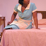 The Mountaintop Photo credit P. Switzer Photography 2016 - Pictured Betty Hart (Camae)