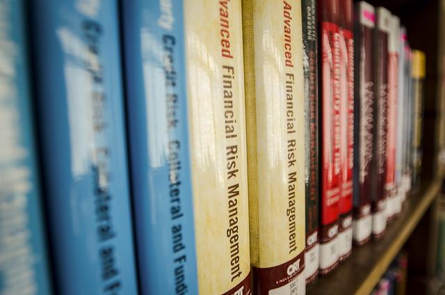 Colección de gestión de riesgos de la biblioteca