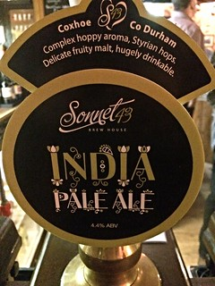 Sonnet 43, India Pale Ale, England