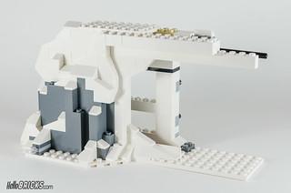 REVIEW LEGO Star Wars 75098 Assault on Hoth (HelloBricks)