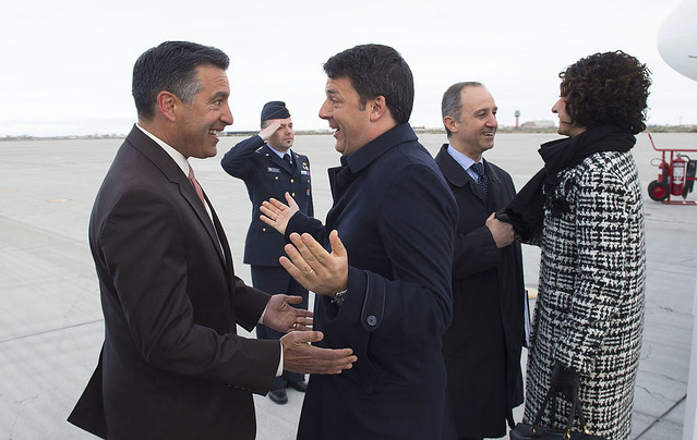 Renzi in Nevada