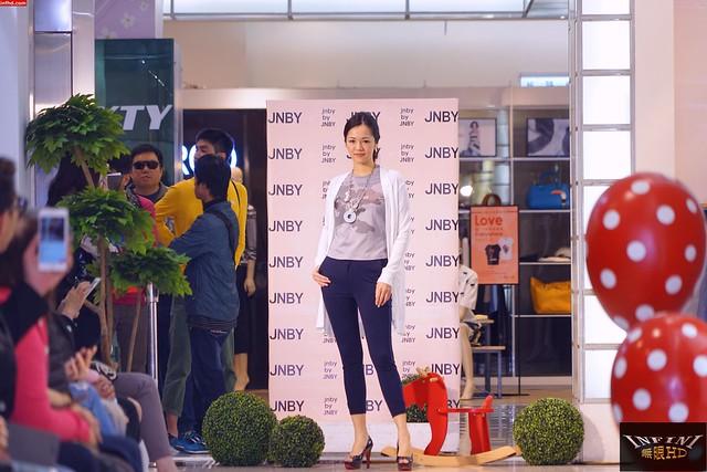 20160326 JNBY服裝秀