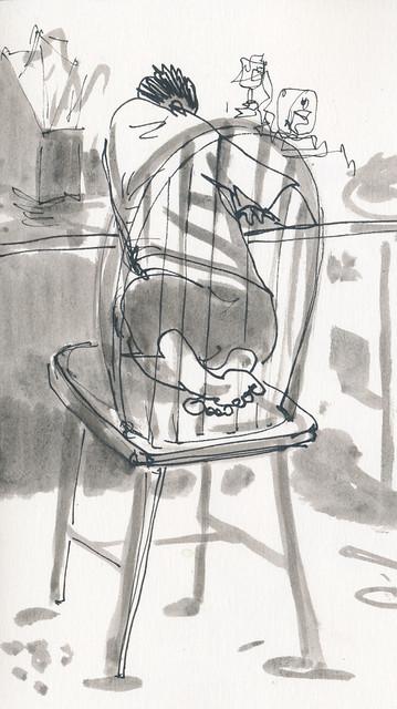 Sketchbook #94: Everyday Life