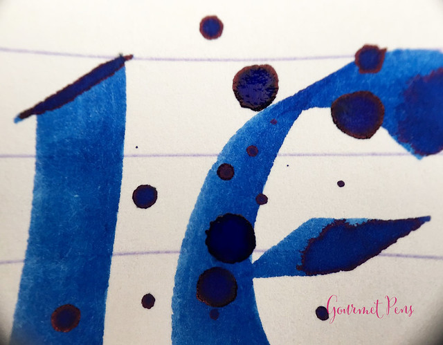 Ink Shot Review Diamine 150th Anniversary Blue Velvet @AppelboomL (6)