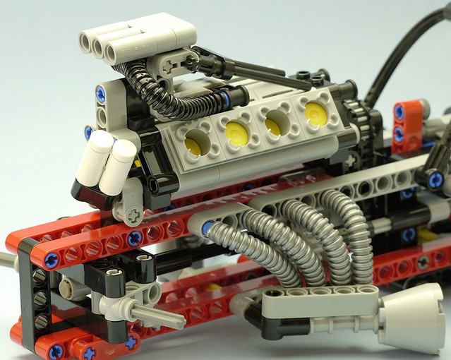 how to build a lego race car step by step