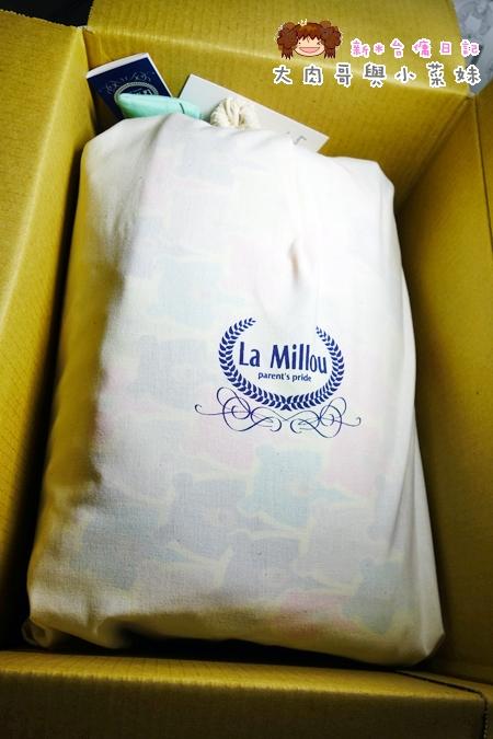 La Millou 暖膚豆豆毯 (8).JPG