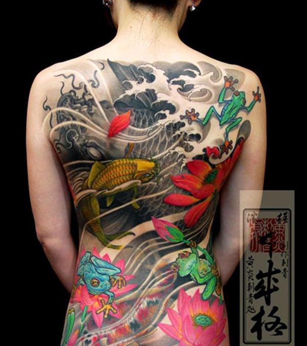 你可能不知道的,關於日本刺青的17件事4