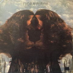FLORA PURIM:BUTTERFLY DREAMS(JACKET A)