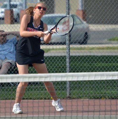 Tennis - Emily Howard 4 - 04282016