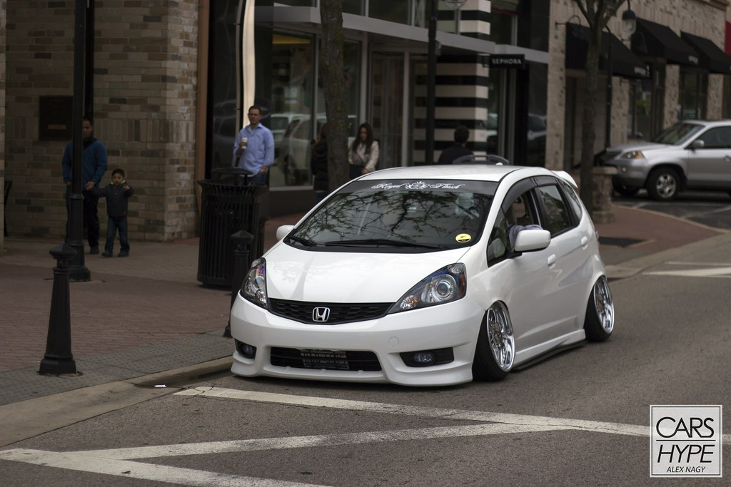 Static LipLow Honda Fit GE8 Edit Heres Some Motivation For You To Scroll Through This Thread Is How The Car Sits As Of 5 1 16