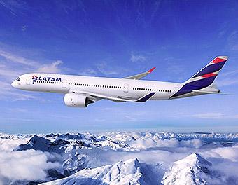 Lineas aereas de Chile se pliegan al paro LATAN