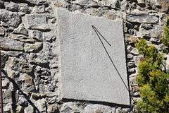 Rellotge de sol a Rocafort, Bages