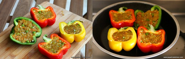 stuffed -capsicum