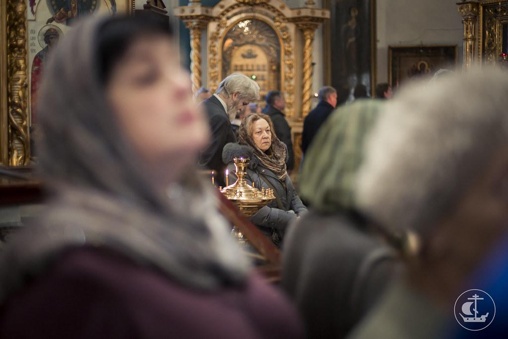 27 декабря 2015, Литургия в Князь-Владимирском соборе Петербурга / 27 December 2015, Liturgy in the Prince St. Vladimir's Cathedral St. Vladimir's Cathedral (St. Petersburg)