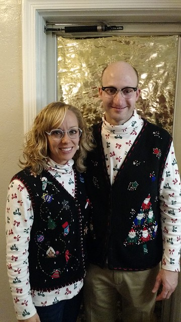 Dec 11 2015 Ugly Sweater Party