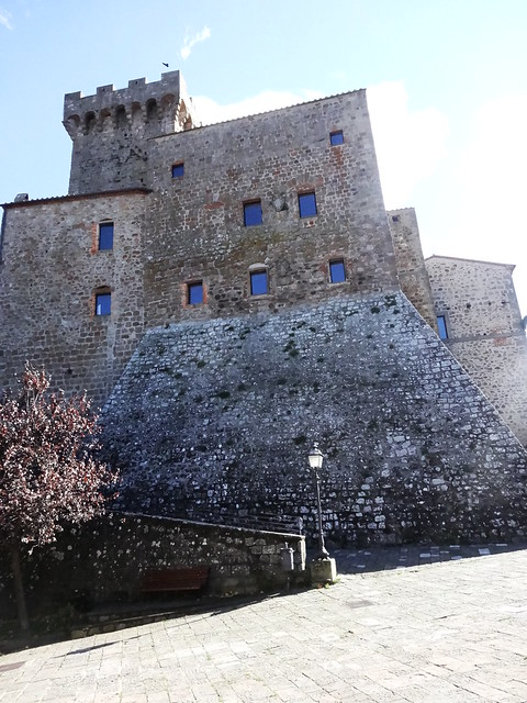 The Castle, Arcidosso