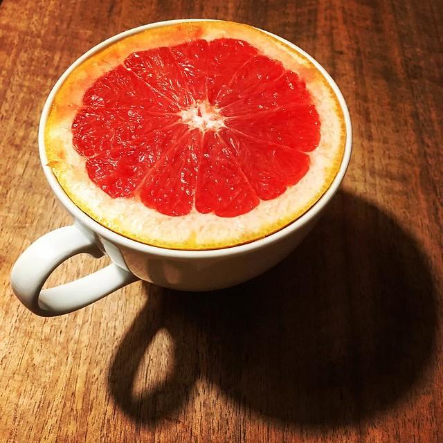 #Tasse #Grapefruit