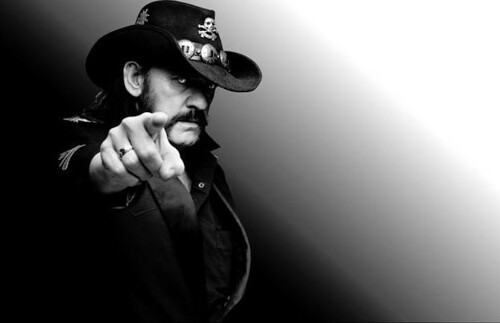 Rest in peace Iconic Lemmy Kilmister (24.12.1945 - † 28.12.2015)