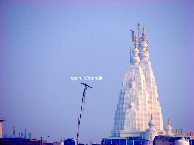 This photo is clicked 1Km far from temple. Bada Jain Mandir, near Gaushala, Jain Street Bada Bazar Shikohabad