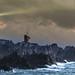 Ouessant, le phare du Creac'h. by Breizh'scapes