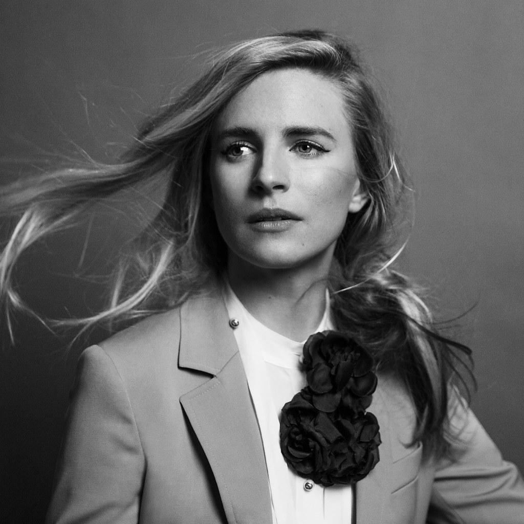 Брит Марлинг — Фотосессия на «LACMA Art+Film Gala» 2015 – 1