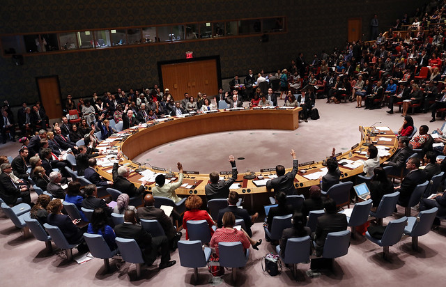 15th Anniversary of Security Council Resolution 1325