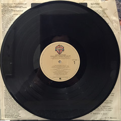 CHAKA KHAN:WHAT CHA' GONNA DO FOR ME(RECORD SIDE-A)